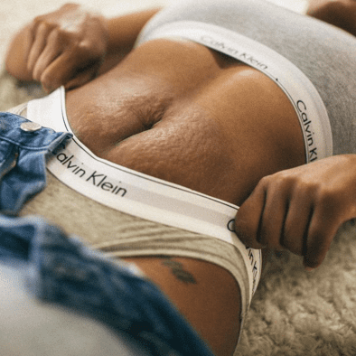 Mother With Stretch Marks Recreates Kendall Jenner Calvin Ad