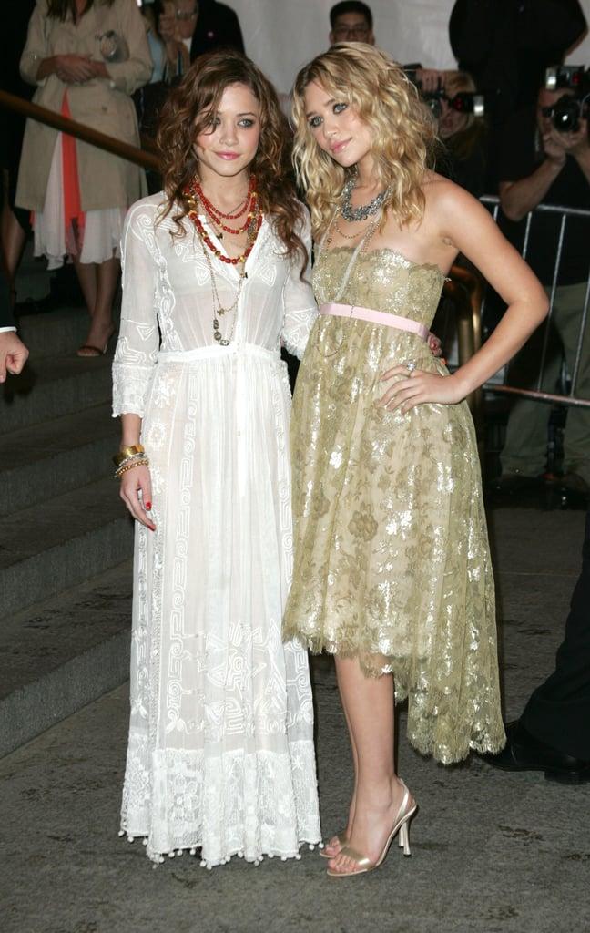 Mary-Kate Olsen and Ashley Olsen — 2005