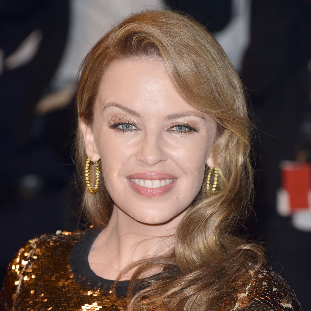 Kylie Minogue at the Holy Motors Premiere