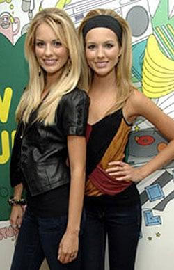Models of the Week: Kelly and Sabrina Aldridge
