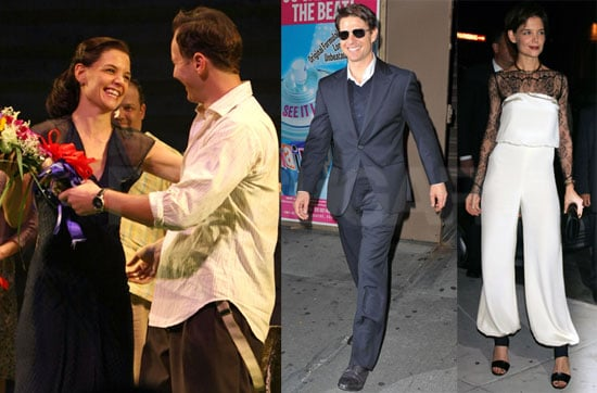 Photos of Katie Holmes Opening Night of All My Sons on Broadway