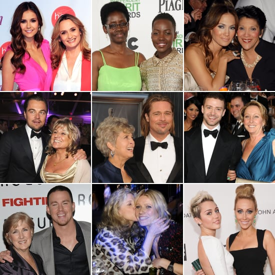 90+ Stars Being Sweet With Their Moms