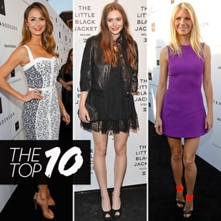 Top 10 Best Dressed Celebs: Gwyneth Paltrow, Jenna Lyons