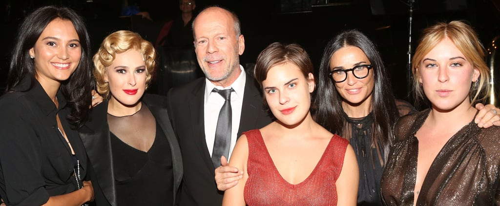 Bruce Willis and Demi Moore Celebrate Rumer's Broadway Debut as a Family