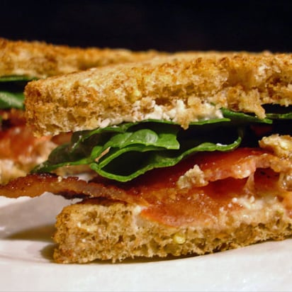 Feta Cheese BLT Recipe