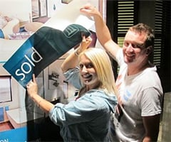 The Block 2011 Contestants Rod and Tania Walsh Sell House For $922,000 Making $72,000 Profit