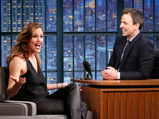 Jennifer Garner Lets Seth Meyers In on a Key Parenting Secret: 'You're Going to Struggle'