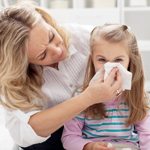 Tips For Families With Allergies