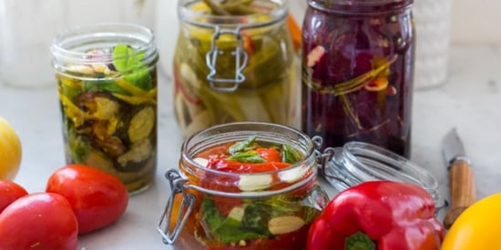 Preserving Your Vegetables In Olive Oil: Is It The New Pickling?
