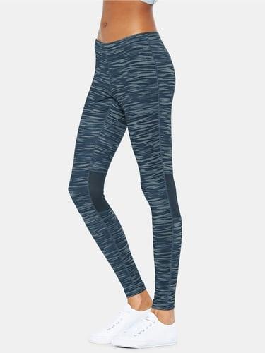 Nike Sportswear Scratch Print Leggings