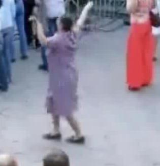Granny's Got Moves You've Never Seen