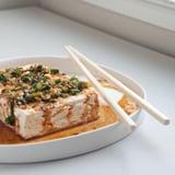 Korean Tofu With Spicy Garlic Sauce