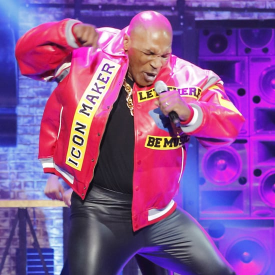 Mike Tyson and Terry Crews on Lip Sync Battle | Video