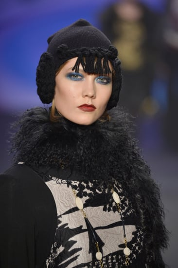 Anna Sui Makes a Case For Clashing Your Makeup Hues