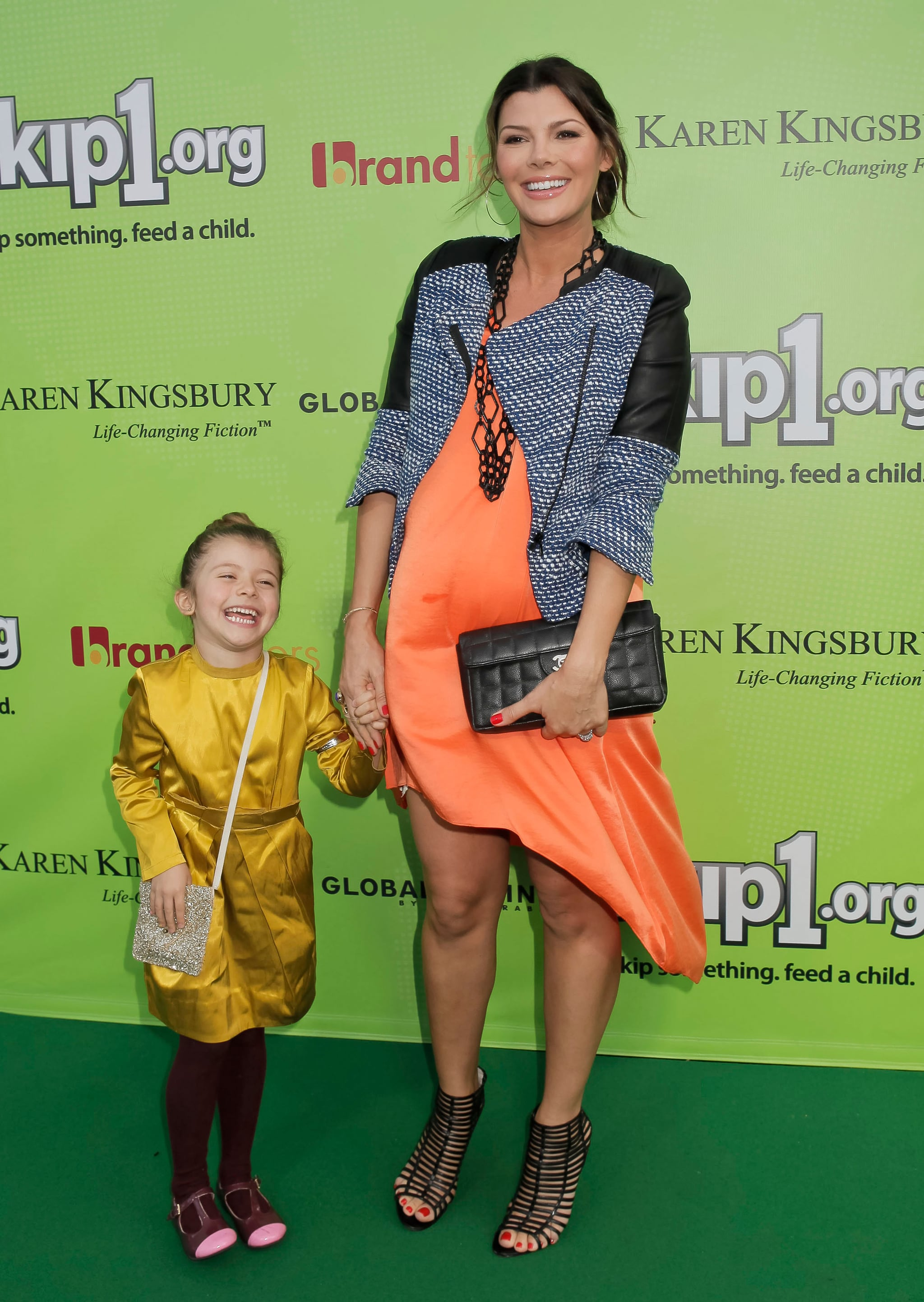 On July 11, Ali Landry gave birth to her third child, Valentin Monteverde, with husband Alejandro Monteverde. The couple already have two children, 2-year-old Marcelo, and 6-year-old Estrela.