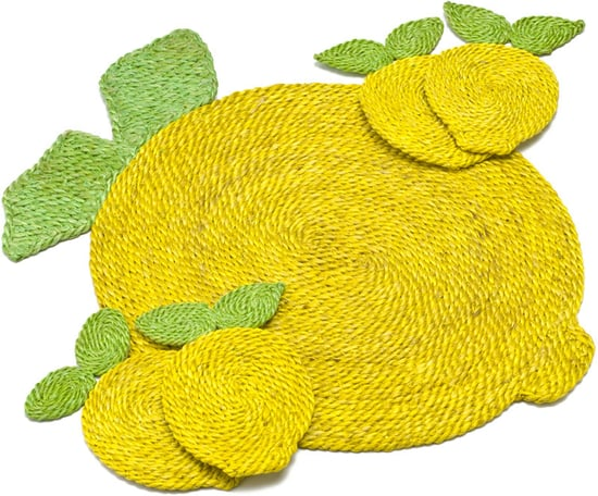 Steal of the Day: Lemon Placemats