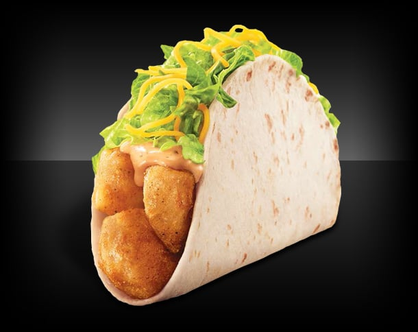 Does a Spicy Potato Soft Taco Look Awesome or Awful?