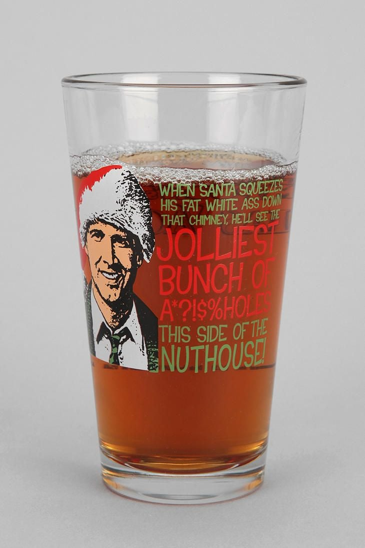 National Lampoon's Christmas Vacation Pint Glass Set ($12