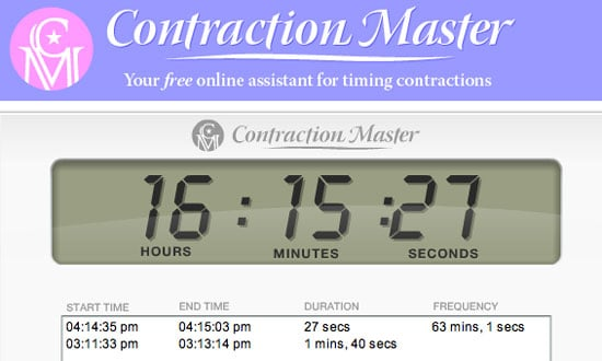 Website lil Loves: ContractionMaster.com