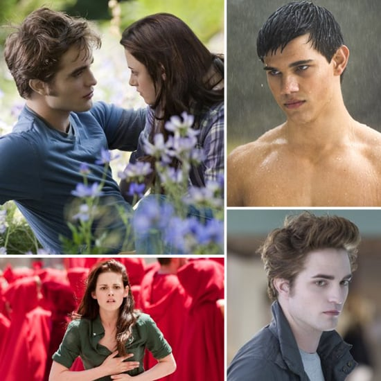 We Retell the Twilight Saga With Pictures From All the Movies