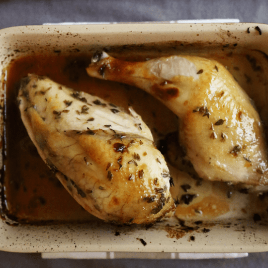 Lavender Chicken Recipe