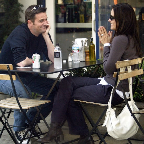 Courteney Cox and Matthew Perry Dating Rumors 2015