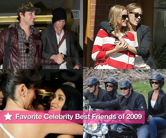 Best of 2009: Favorite Celebrity Best Friends