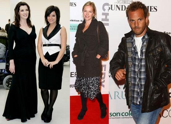 Photos Of Nigella Lawson, Lily Allen, Mariella Frostrup and Stephen Dorff at Saatchi Gallery Launch Party