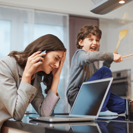 Ways to Stop Your Child From Interrupting