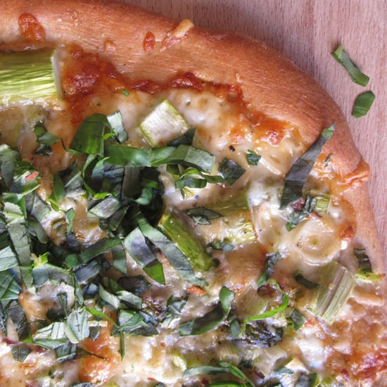Asparagus Pizza Recipe