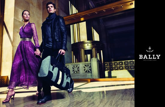 Christy Turlington Stars in Bally Fall 2009 Ad Campaign