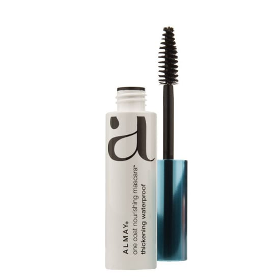 Keep your lashes lush from beach day to date night with Almay One Coat Nourishing Waterproof Mascara ($8).