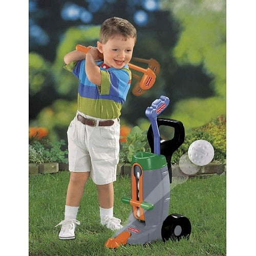 Fisher-Price Grow-to-Pro Golf