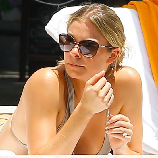 LeAnn Rimes Wears a Bikini in Miami 2014 | Pictures