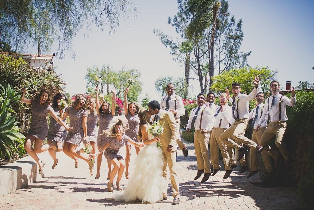 Bride Footing the Wedding Bill
