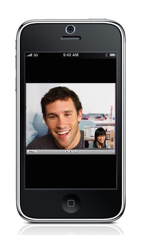 Next iPhone Coming With Video Chat?