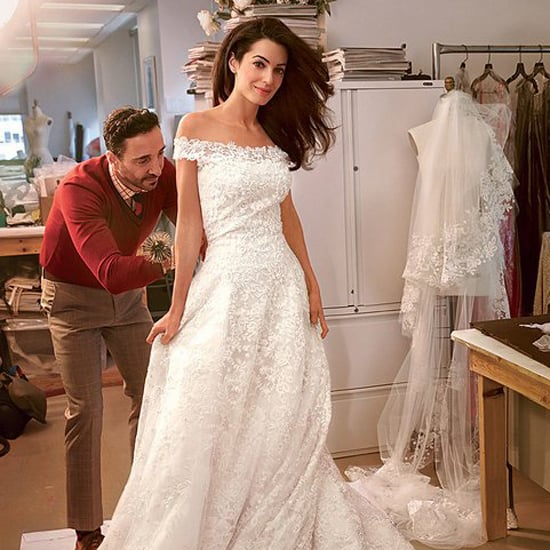Famous Oscar de la Renta Wedding Dresses