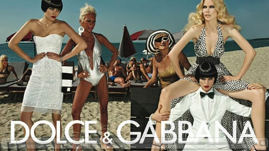 Fab Ad: Dolce & Gabbana Cruise '09