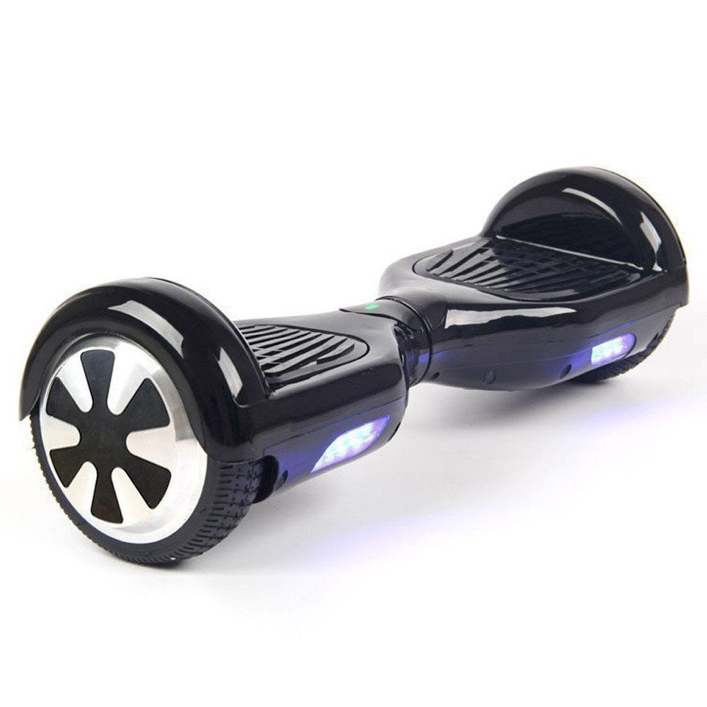 For 9-Year-Olds: Biiofit Driftboard Electronic Scooter With LED Lights