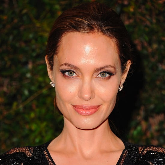 Angelina Jolie Govenors Awards Hair 2013