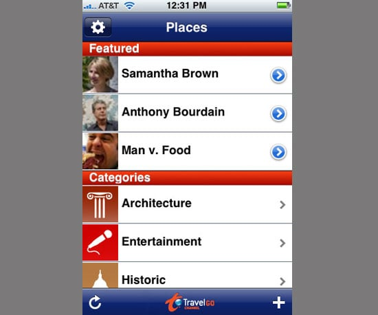 Travel Channel Go (Free)