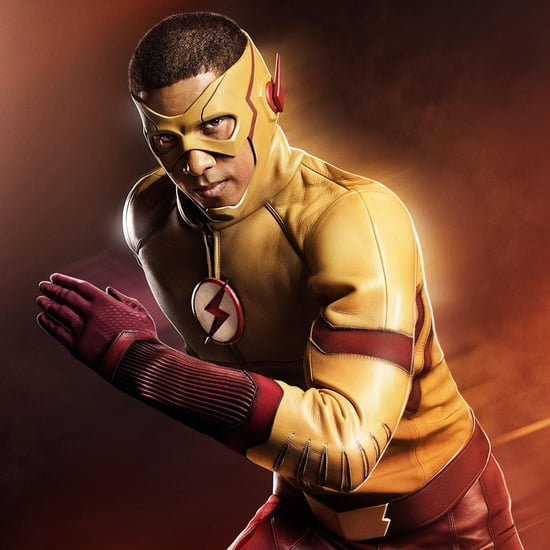 Who Is Keiynan Lonsdale From The Flash?
