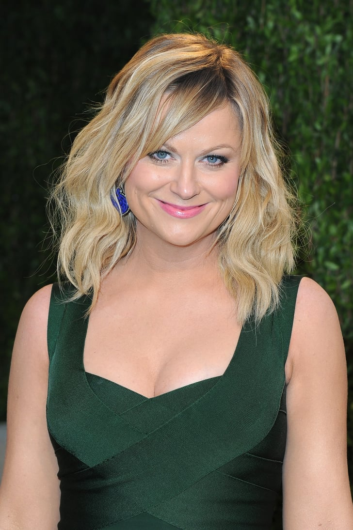 Amy Poehler | 60+ Trendy Bangs For All Face Shapes and ...