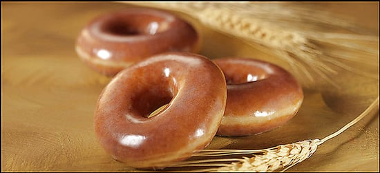 Krispy Kreme Introduces a Whole Wheat Doughnut