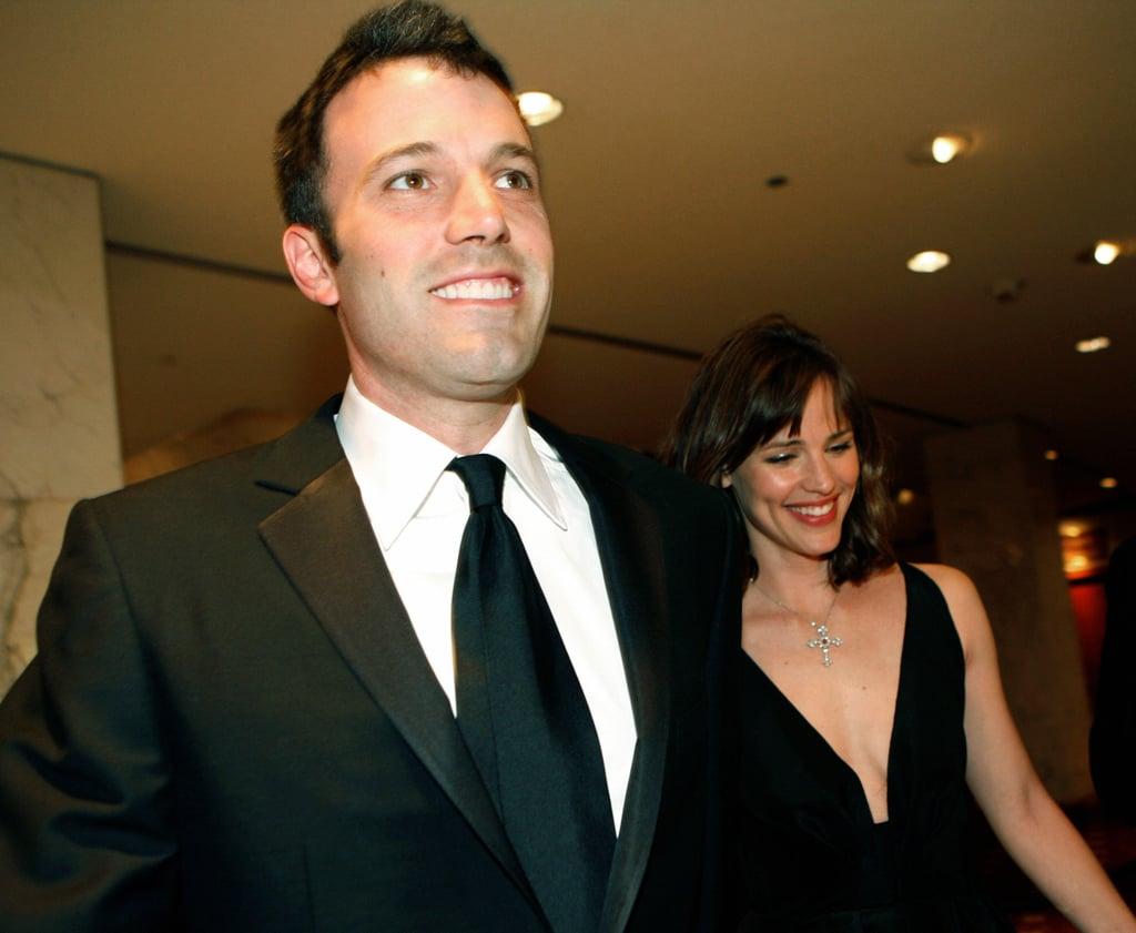Ben Affleck and Jennifer Garner