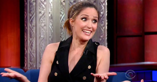Rose Byrne: My Breast Milk Was Confiscated by the TSA