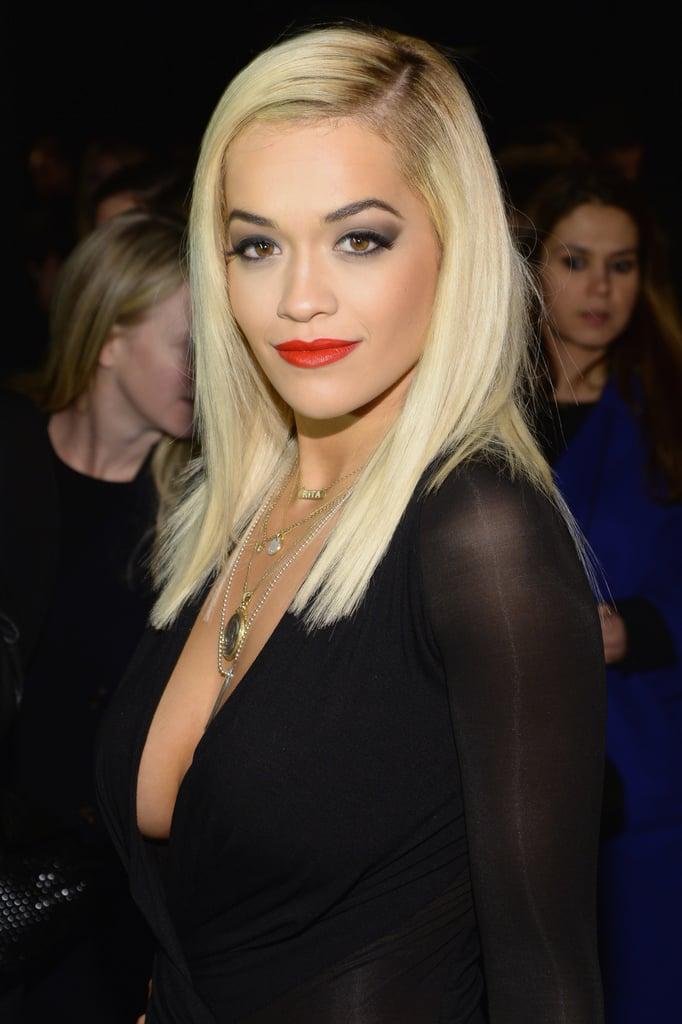 Rita Ora at Donna Karan New York
