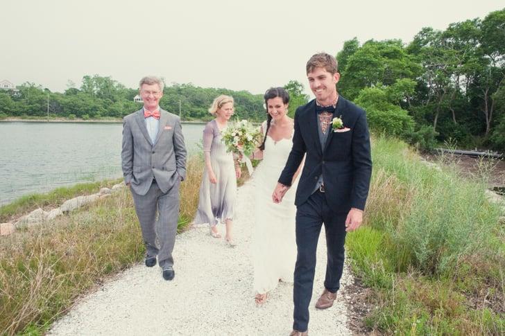 James and Jodi's Tech-Free Cape Cod Wedding