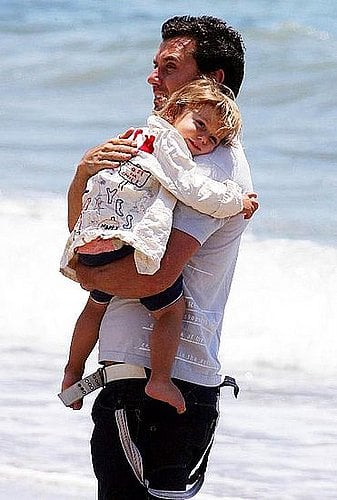 Celebrity Dads, How Far They've Come