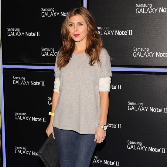 Jamie-Lynn Sigler at Samsung Galaxy Party in LA
